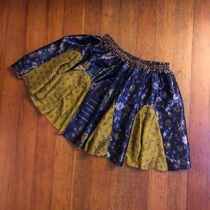 Beautiful Silk Skirt